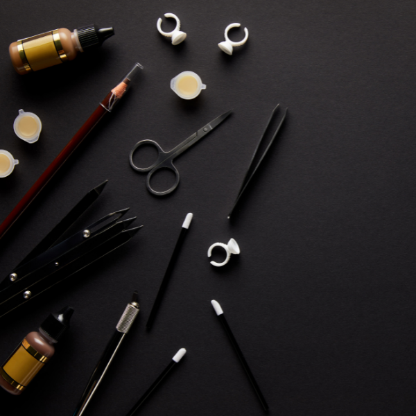 Cosmetic Tattooing Tools